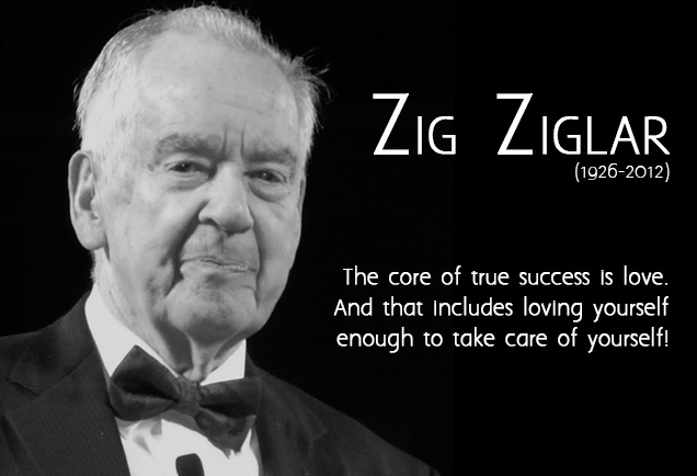 Quote of Zig Ziglar