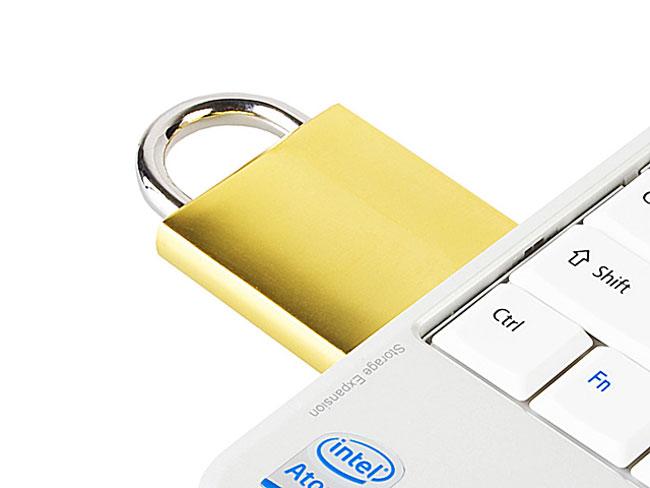 Come Bloccare il PC: trasformare chiavetta USB in lucchetto