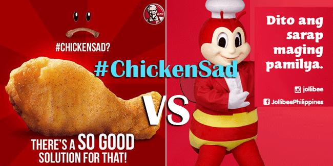 Pinoys Were Saddened Over the Sudden Unavailability of Jollibee Chicken Joy #ChickenSad