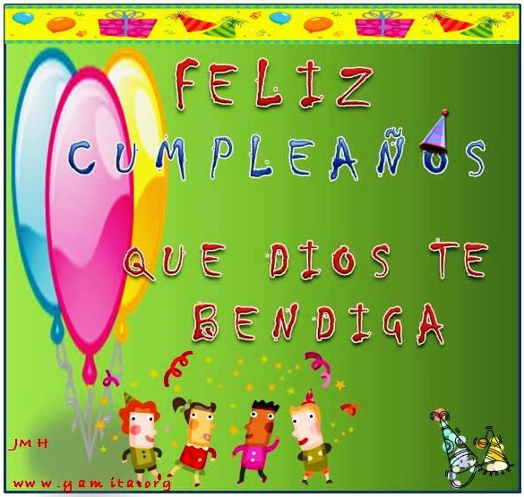 Feliz Cumpleaños para un Niño - Facebook : Imagenes Cristianas para ...