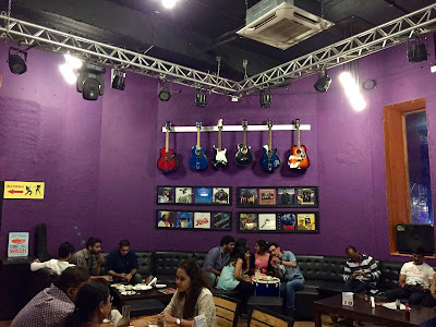 Classic Rock Coffee Co. in Pune