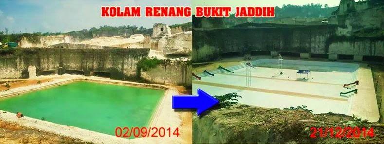 Kolam Renang Desa Jaddih Terbaru
