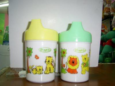 vasitos y quitos para bebes y niños