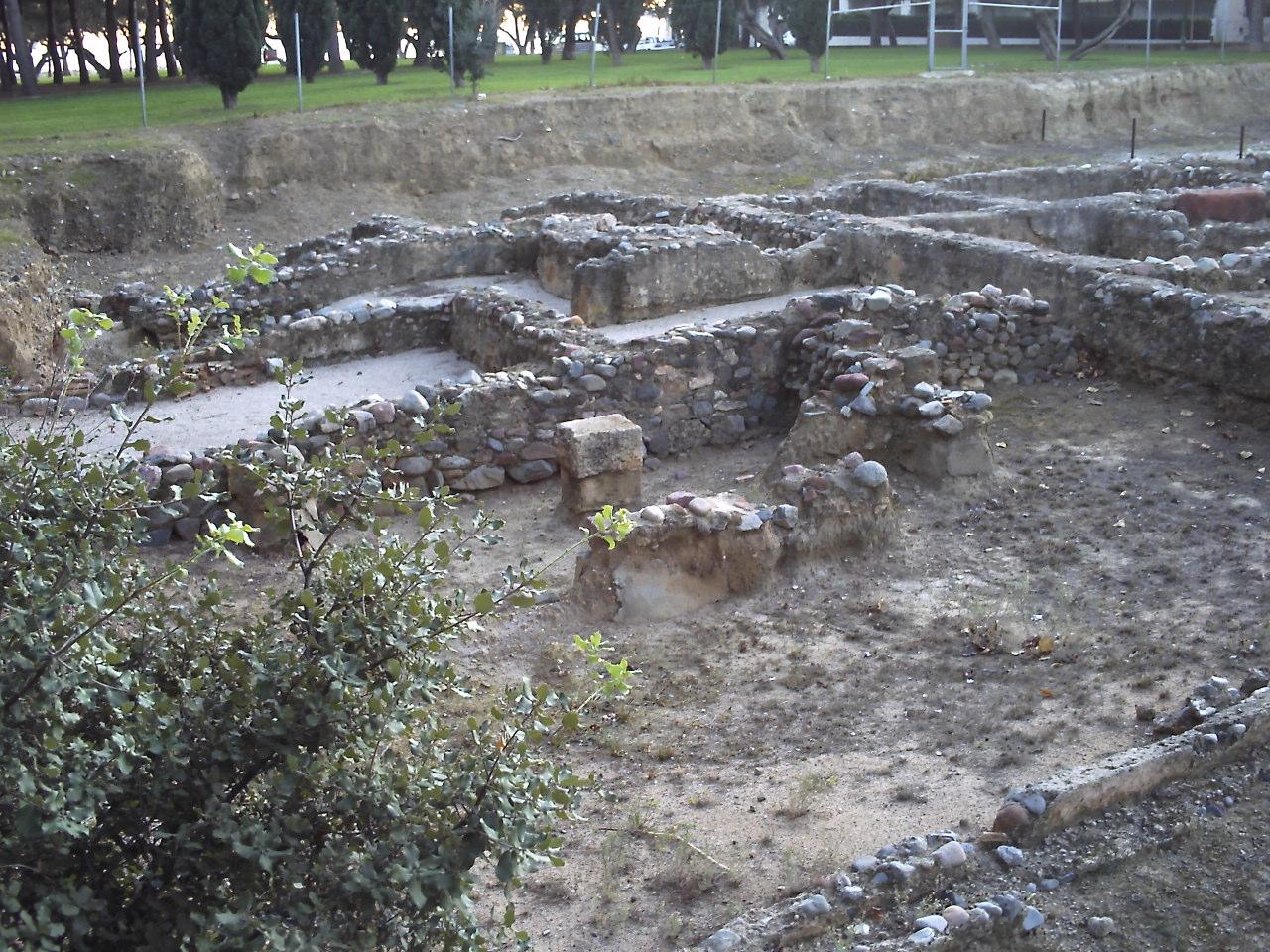 Quemaco  Cambrils    U0026quot Vila Romana De La Llosa U0026quot