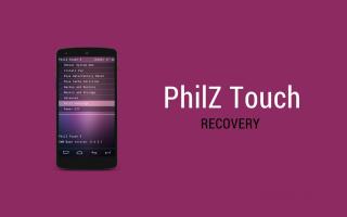 philz touch recovery для explay vega