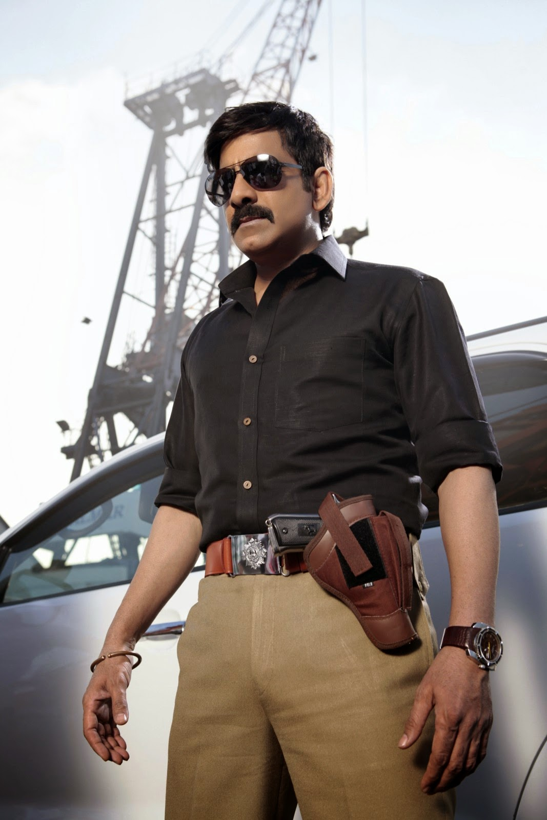 Ravi Teja photos from Power movie-HQ-Photo-10