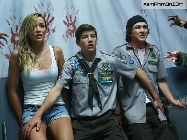 Kỹ Năng Chống Lại Zombie