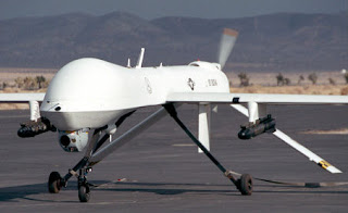 Military Flying Drones Throughout US