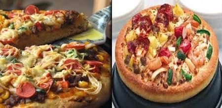 pizza sederhana