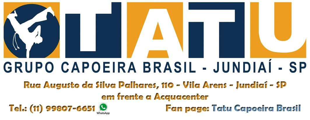 Tatu Capoeira Brasil