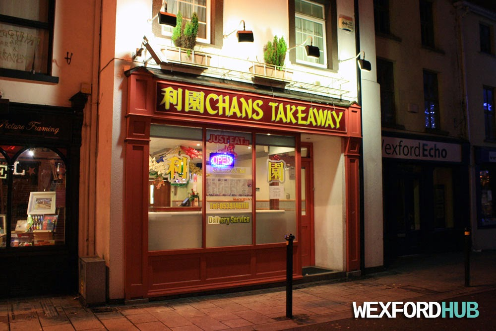Chans Takeaway, Wexford