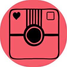 Følg pralerier på Instagram