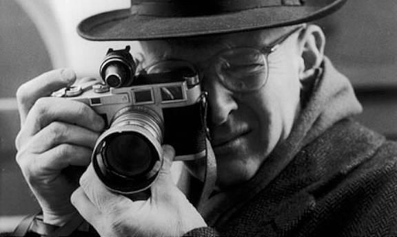 写真家 「Cartier=Bresson」( 1908-2004)