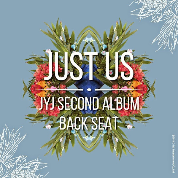 JYJ Just Us cover