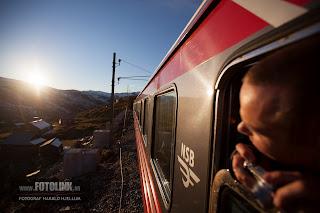 Fotograf i Bergen