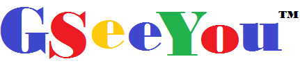 GSeeYou - Don't be shy, we make Google seeing you!
