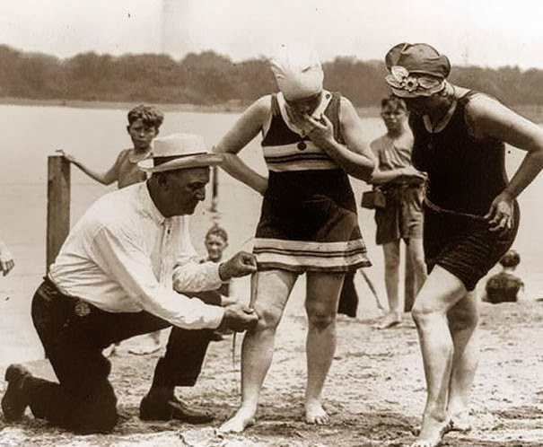 bathing suits women 1920