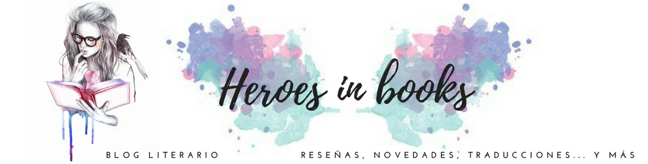 Heroes in books