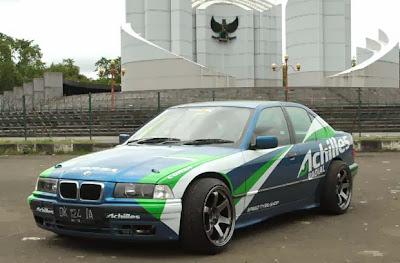 Modified BMW E36 320i, 1996