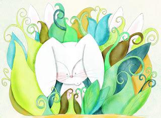 Fabula el Conejo Temeroso