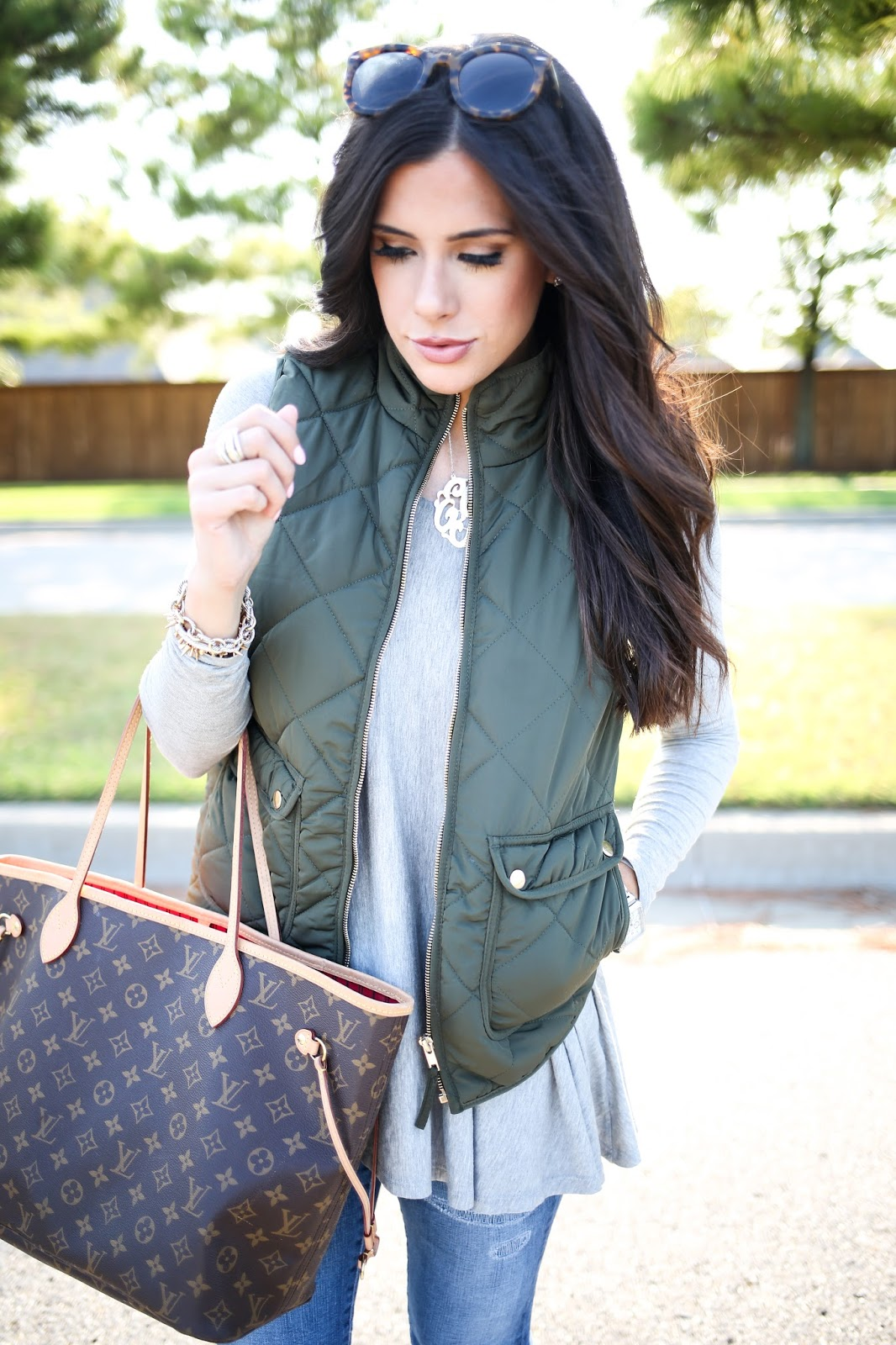 chloe elsie shoulder bag - Gearing Up for Fall | The Sweetest Thing | Bloglovin'