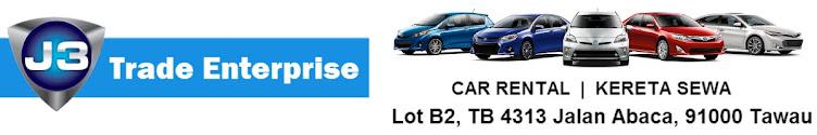 J3 Trade Enterprise: Car Rental Service in Tawau, Sabah