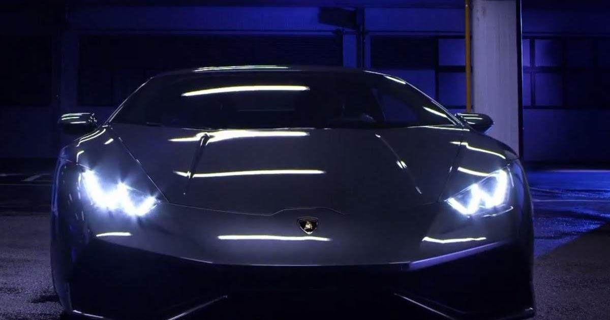 Vídeo: drift com o Lamborghini Huracan
