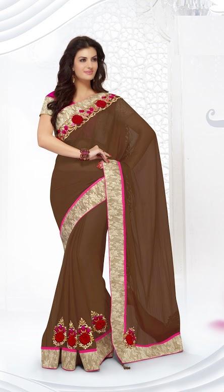 Divyanka Tripathi Saree Modeling Wallpaper HD 7 - Divyanka ...