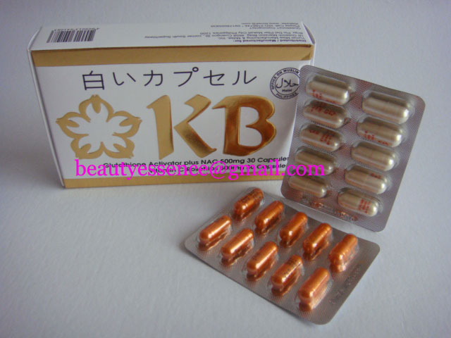 Safe Skin Lightening Pills