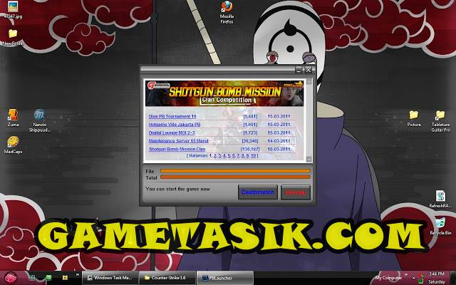 Download Game Counter Strike Point Blank Offline Terbaru