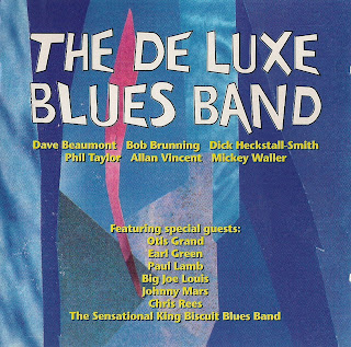 The Deluxe Blues Band - The Deluxe Blues Band (1988) @320