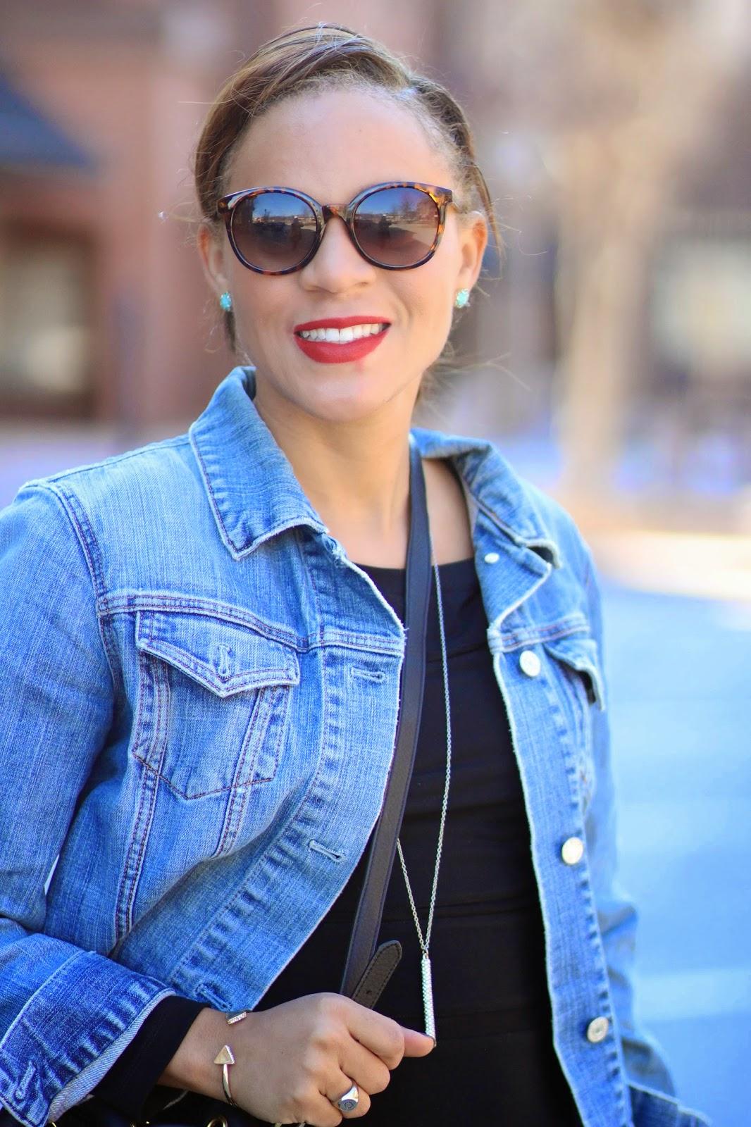 Turquoise-stud-earrings