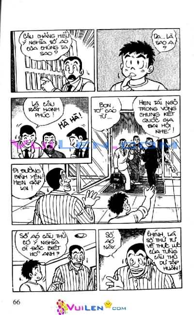 Jindodinho - Đường Dẫn Đến Khung Thành III  Tập 12 page 66 Congtruyen24h