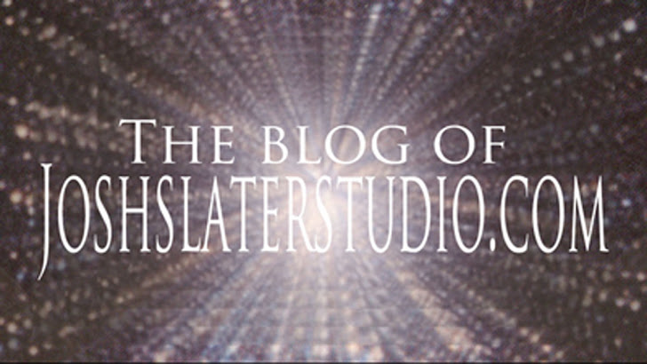 The Blog of  Joshslaterstudio.com