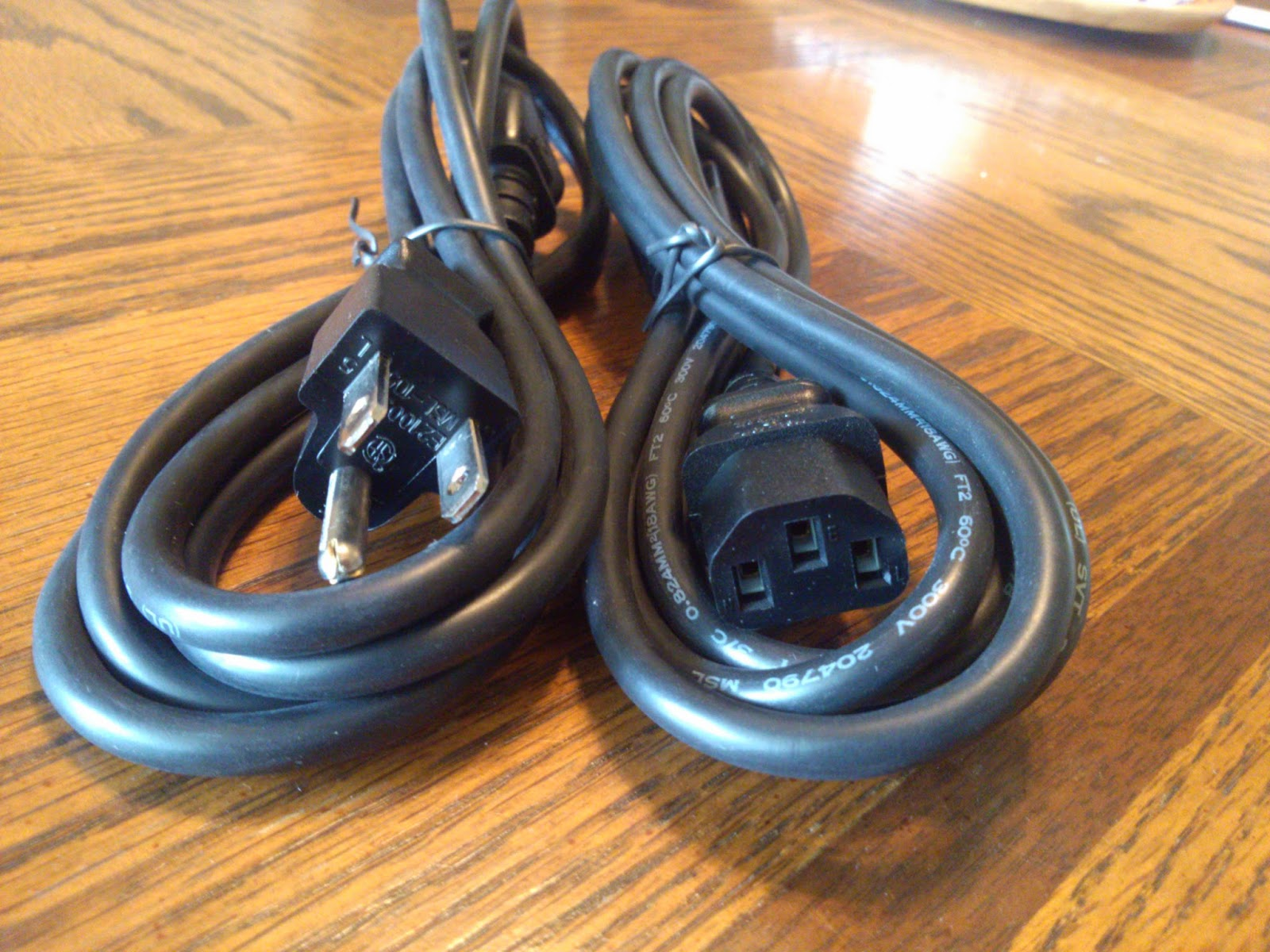 Premium 6-foot Universal Power Cord Review