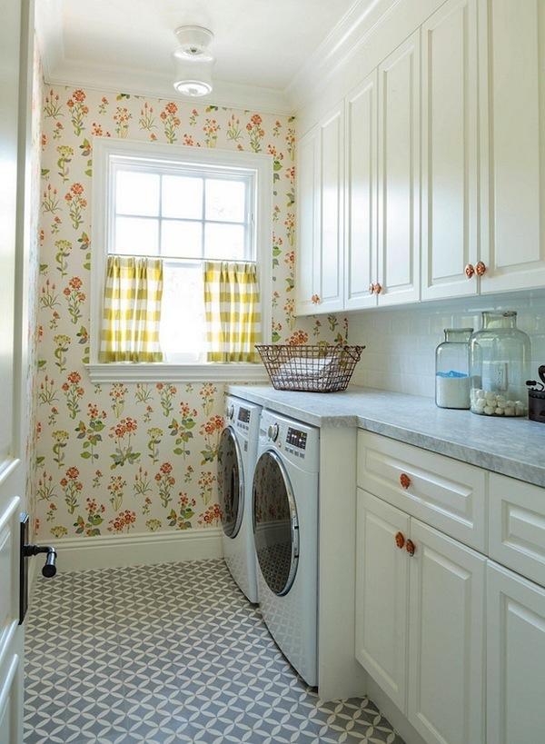 Decore com gigi flores e seus diversos uso for Second floor laundry