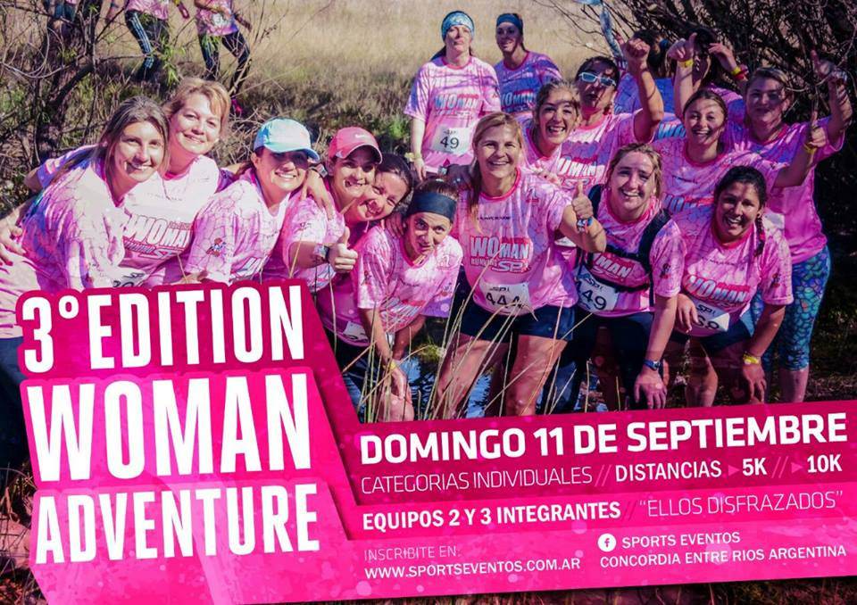 3º EDITION WOMAN ADVENTURE