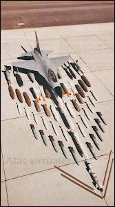 F-16 armamento
