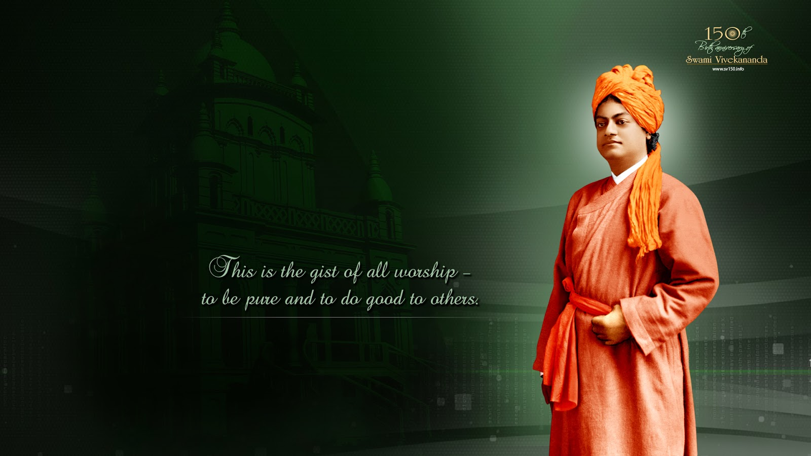 vivekananda s thougts for modern india Theme: swami vivekananda and his thoughts in the present day context relevance of swami vivekananda's thoughts today dr aniruddha burmon associate professor university bt & evening college cooch behar swami vivekananda, the first indian missionary was a pioneer in many fields.