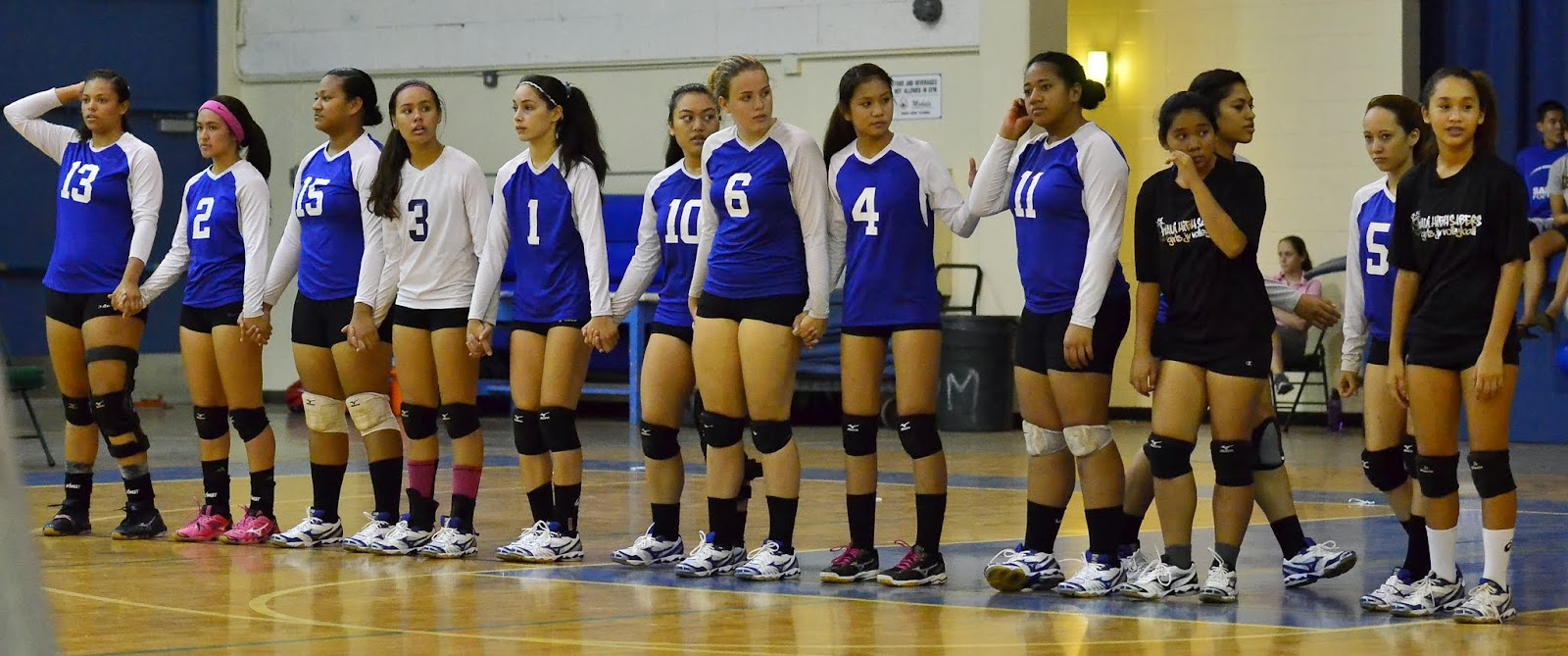 Lahainaluna Sports Shooter: MIL Girls Volleyball ...
