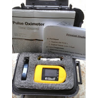 Pulse Oximeter Elitech FOX 1
