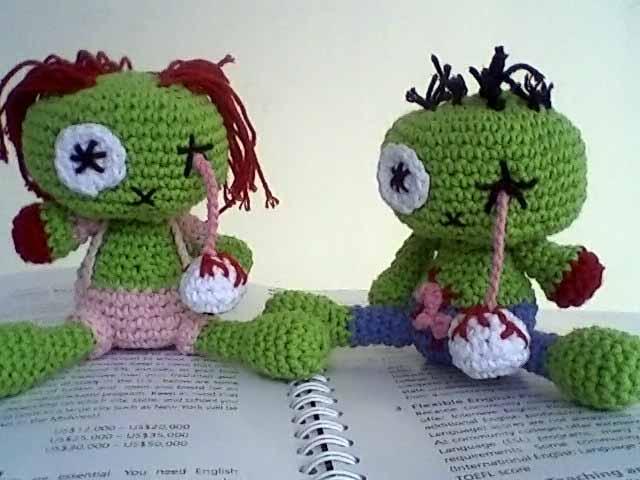 Amigurumi Patterns K And J Dolls Blog : Lenns Craft  Handmade doll Amigurumi  : Halloween Time ...
