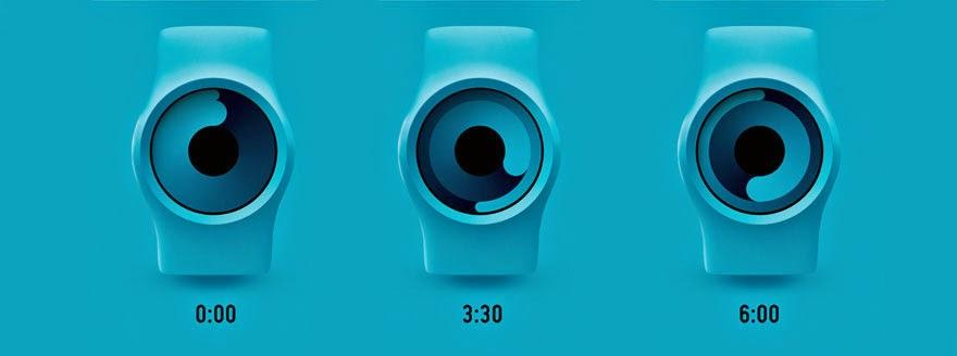 24 Of The Most Creative Watches Ever - ZIIIRO Mercury Watch