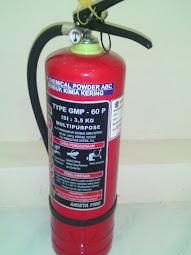 Pemadam Kebakaran Powder |Bubuk Kimia Kering