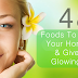 48 Foods To Balance Your Hormones & Give You Glowing Skin