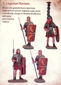 I Legionari Romani