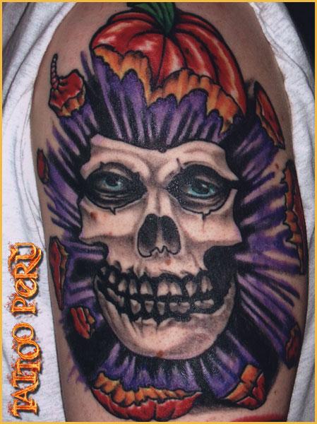 Tatuajes: Historia de los Tatuajes. Craneos_mexicanos