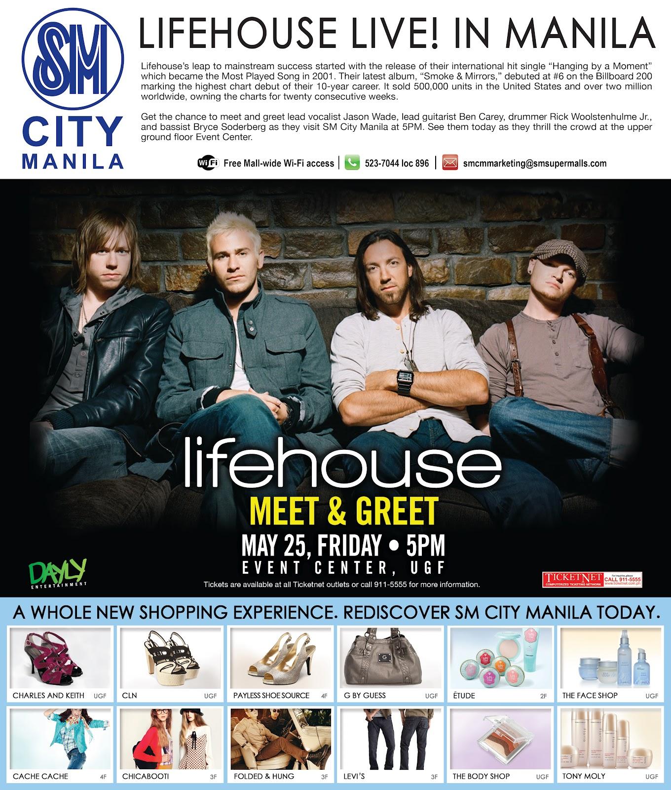 meet lifehouse