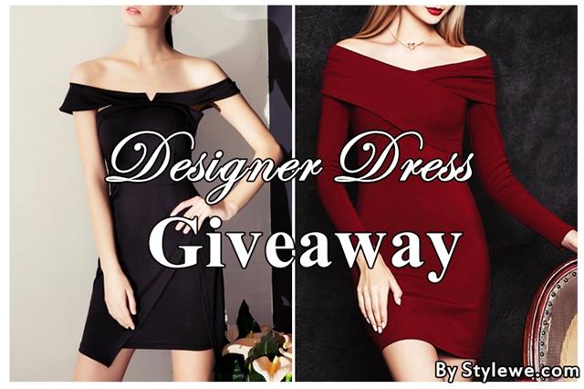 Designer Dress Giveaway
