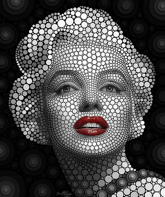 Ben Heine Digital Circlist Art